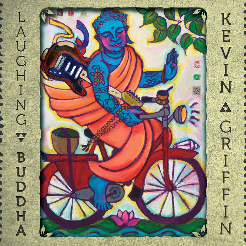 Laughing Buddha Cover
